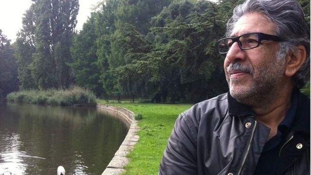 الشاعر والصحفي الأردني أمجد ناصر