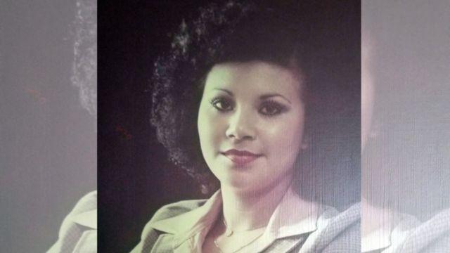 Mãe de Bertha Loaiza