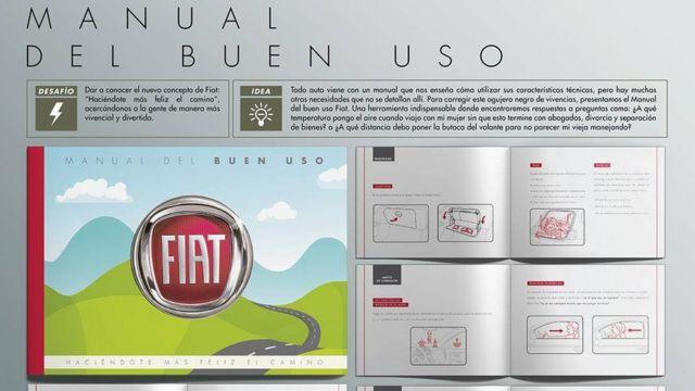 Manual del Buen Uso de FIAT Argentina