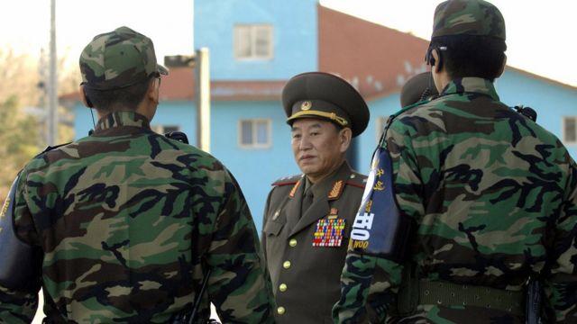 鉴于此前涉嫌发起的一系列攻击,韩国的保守派已经发起了对金英哲访韩的抗议。