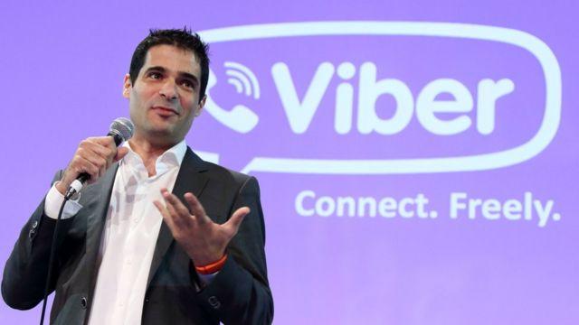 Talmon Marco, cofundador de Viber.