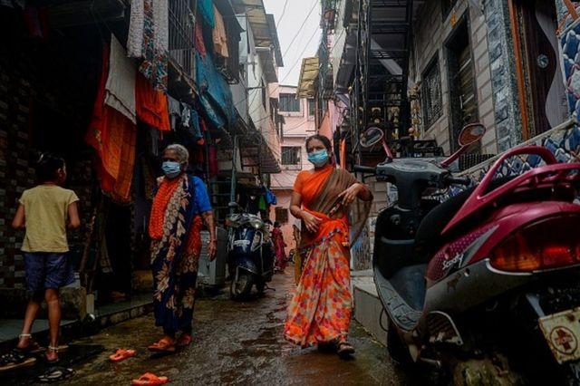 Covid 19 Di India Jutaan Warga Kekurangan Air Bersih Dan Hidup Tempat Kotor Apa Membuat Mereka Lebih Kebal Virus Corona Bbc News Indonesia