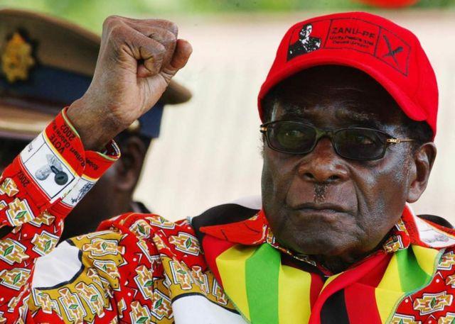 Bw Mugabe ndiye kiongozi mwenye umri wa juu zaidi duniani