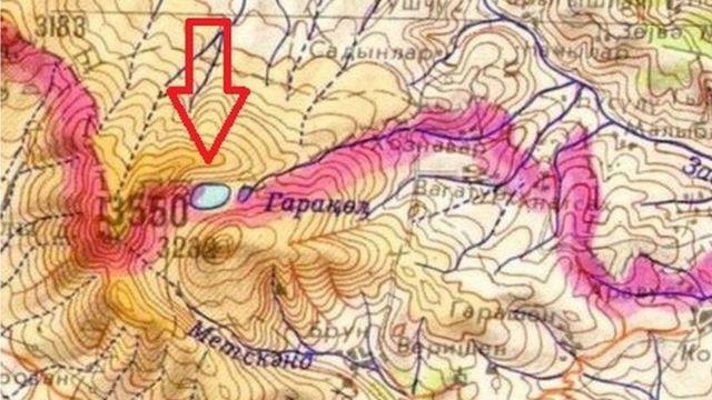 1992-ci ildə nəşr olunan Azərbaycan SSR-nın atlası