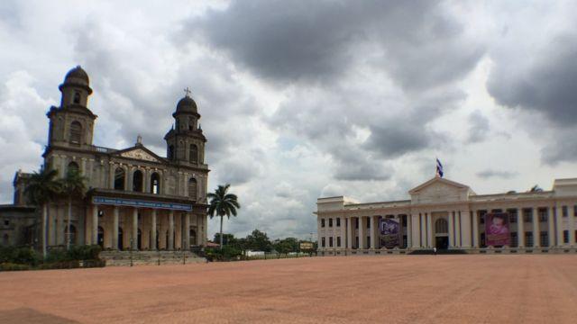 Panorámica de la Plaza de la Revolución