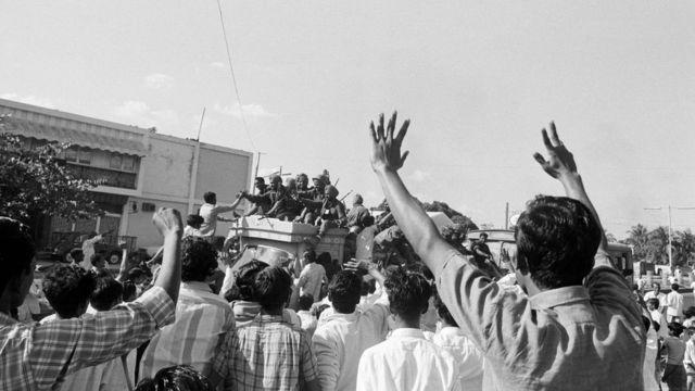 1971 भारत पाकिस्तान युद्ध, रेहान फजल