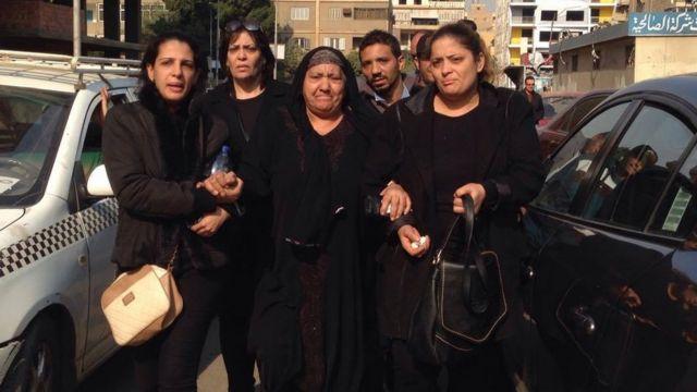 نساء من المشيعات