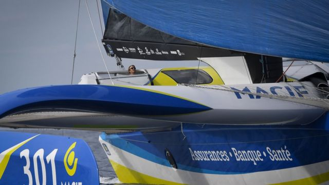 Historic sailing race The Transat ditches Plymouth for France