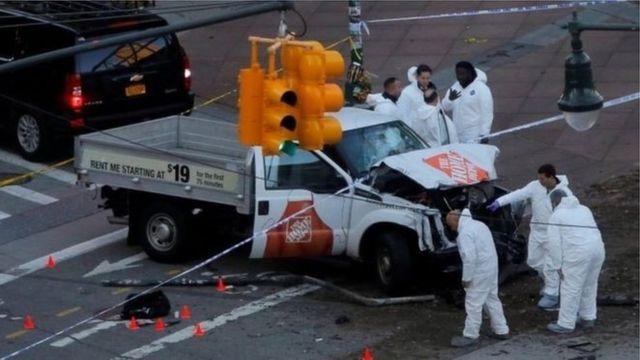 न्यूयॉर्क हल्ला