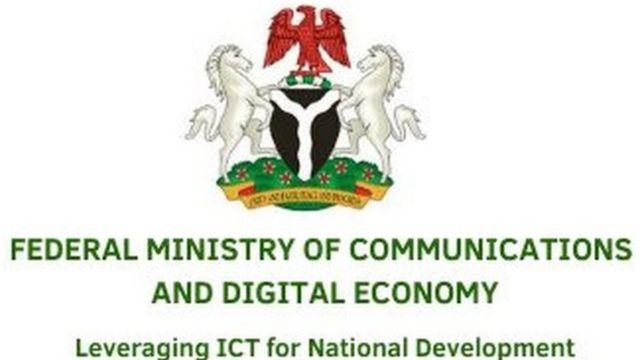 Iléeṣẹ́ tí ààrẹ yí padà sí Ministry of Communication and Digital Economy