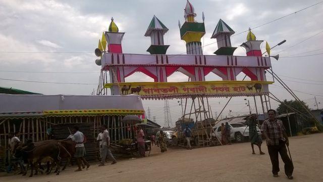 ঢাকা, কোরবানি