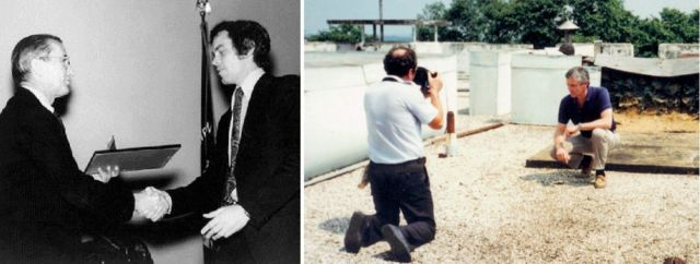 Frank Snepp old photos