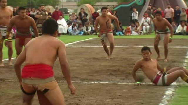 بازی مکزیکی