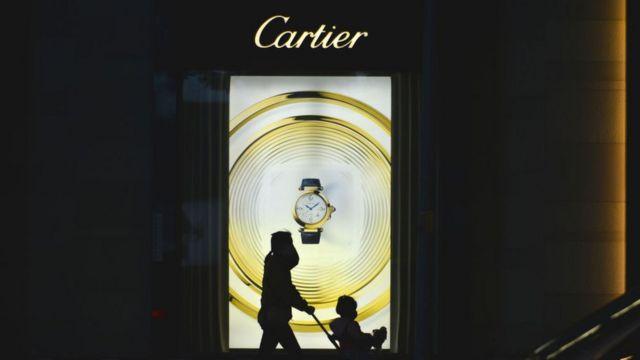 Tienda de Cartier