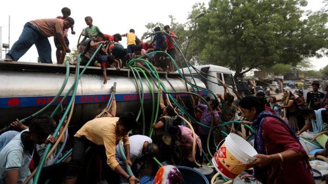 भारत में आबादी