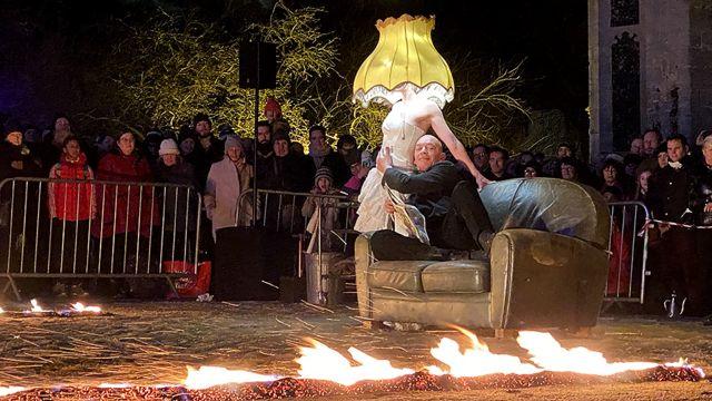 Bilbobasso perform Amor in Norwich