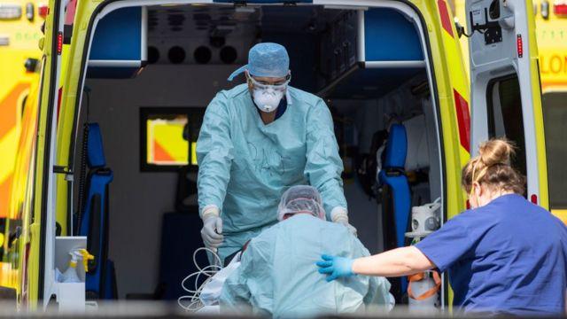 Coronavirus: Reino Unido se convierte en el quinto país con más de 20.000  muertes por covid-19 - BBC News Mundo