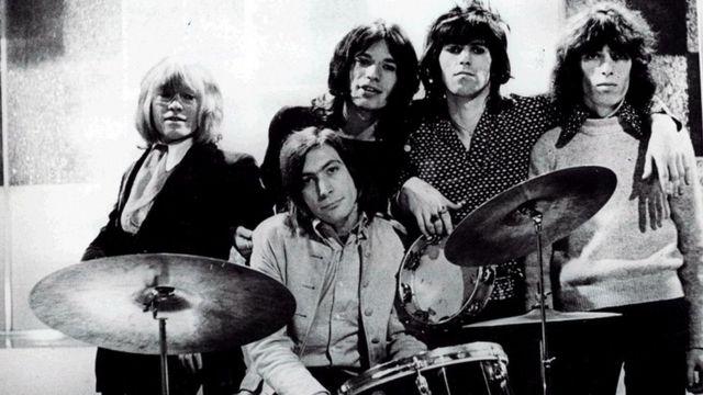 The Rolling Stones em 1964