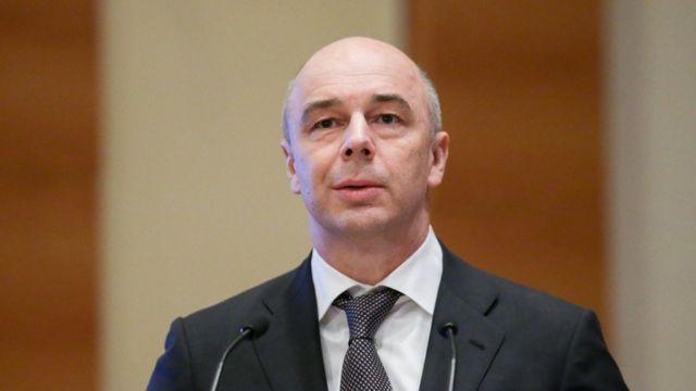 Андрей Силуанов