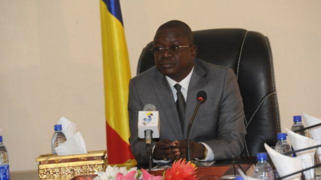 Le Premier ministre tchadien, Albert Pahimi Padacké