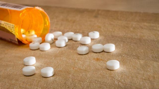 Упаковка лекарств