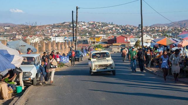 La capitale malgache va accueillir le prochain sommet de la Francophonie, fin novembre.