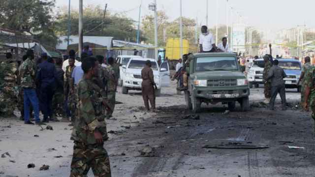 General Mohamed Jimale Goodaale yatewe ari hafi y'ubushikiranganji bujejwe kwivuna abansi