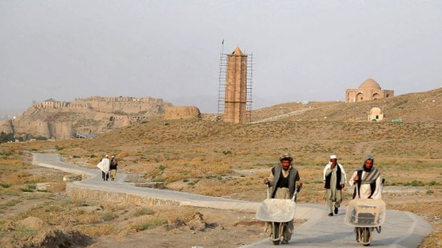 . Ghazni has been chosen by the United Nations Educational, Scientific and Cultural Organisation (UNESCO) as the City of Islamic Culture for the Asian region for 2013