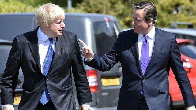 イギリス 首相