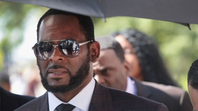 R Kelly: US singer convicted of sex trafficking