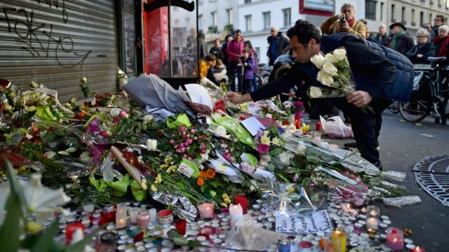Paris attacks: Doctor describes moment first casualties arrived