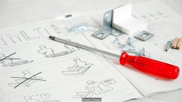 Manual da Ikea