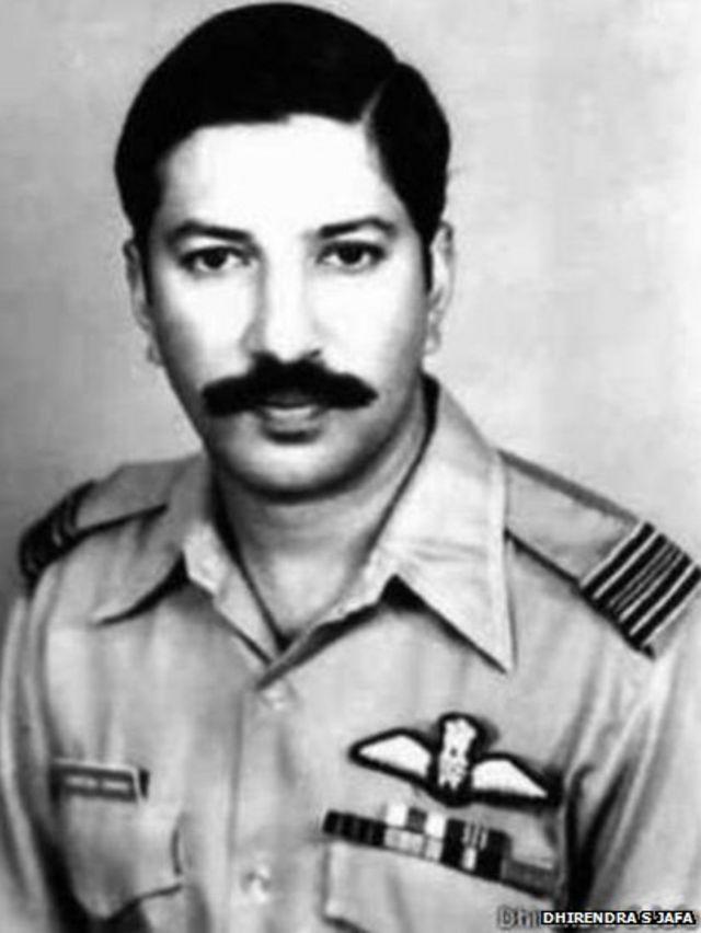 Indian Pilot Harish Singh