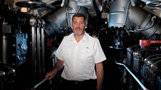 What can a submariner teach you about living in cramped spaces?
