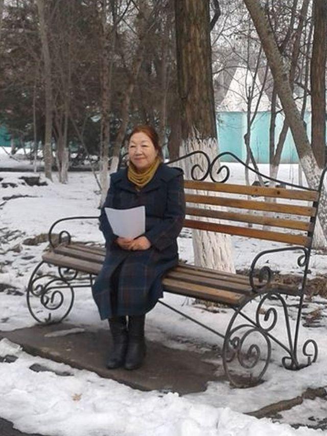 Зинакан Пасаңова