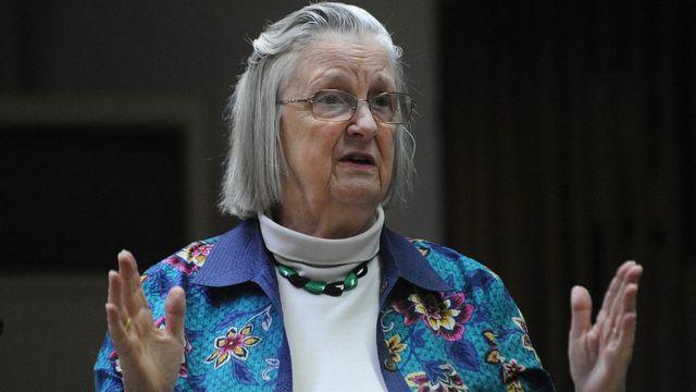 Elinor Ostrom, premio Nobel de Economía 2009.