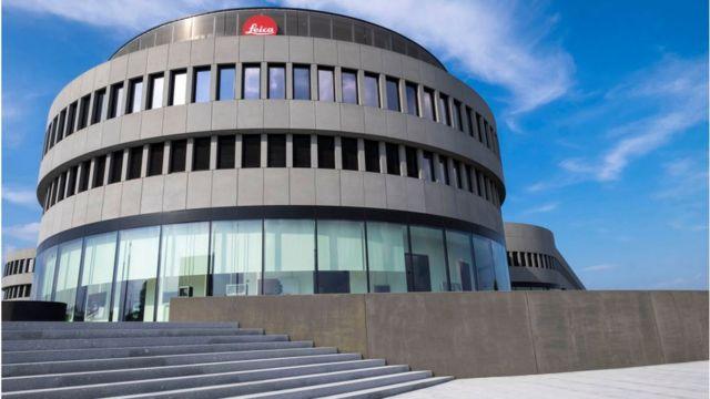 Trụ sở chính của hãng Leica tại Wetzlar, CHLB Đức