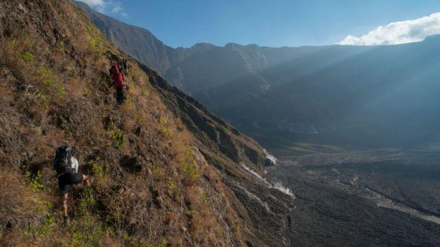 The 1815 eruption of Mount Tambora killed more than 70,000 people