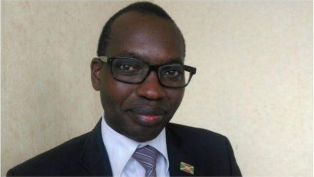Selon les autorités burundaises, Willy Nyamitwe (en photo) a échappé à une tentative d'assassinat, dans la soirée du lundi 28 novembre 2016.