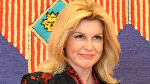 Kolinda Grabar-Kitarović je izabrana za hrvatsku predsednicu u januaru 2015. godine