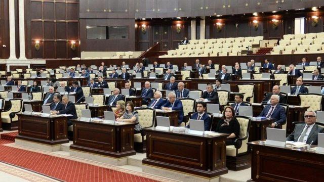 Milli Məclis Parlament
