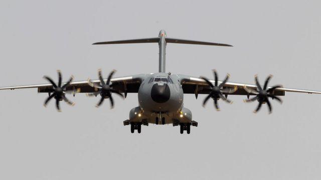 Самолет А400М