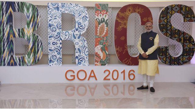 ब्रिक्स सम्मेलन गोवा, भारत