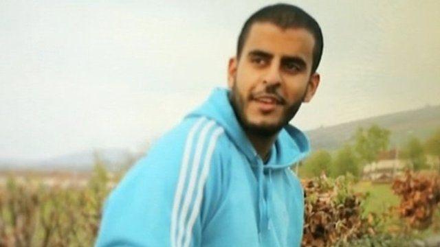 Ibrahim Halawa, from Dublin