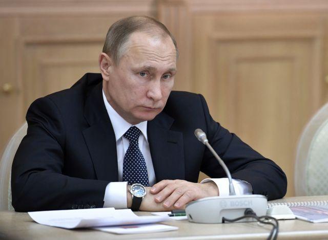 """Президент РФ Володимир Путін """"продовжує руйнувати в країні громадянське суспільство"""", заявляють у Amnesty"""