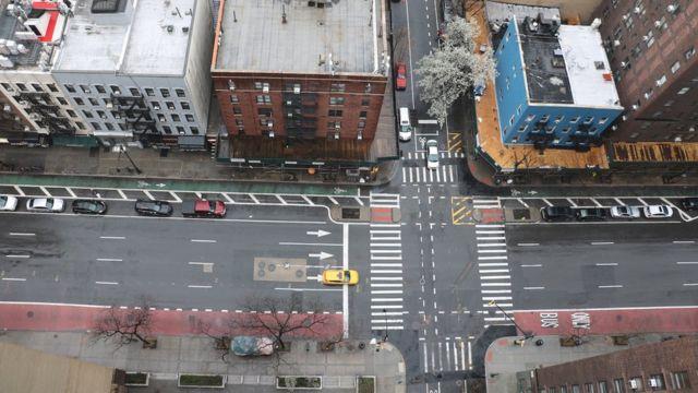 Calles Manhattan
