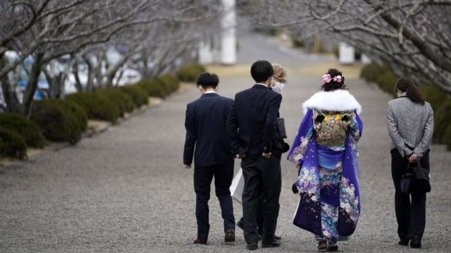 Pandemi virus corona di Jepang