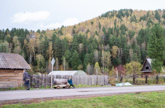 село Черемшанка