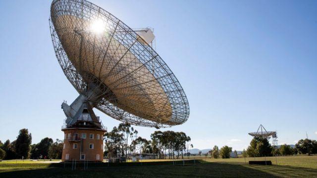 Telescopio de Australia