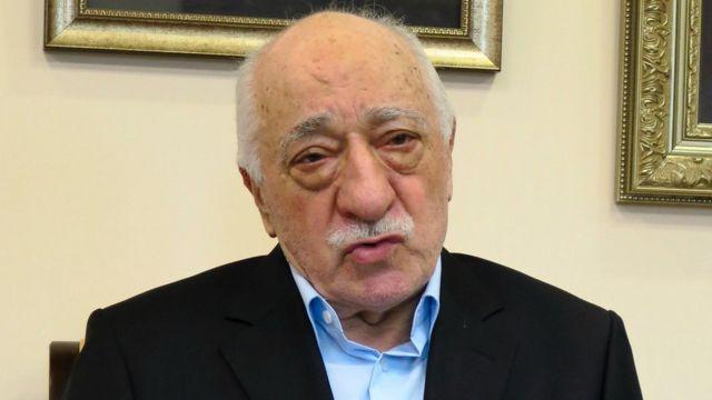 Fatulleh Gülen vit en exil auto-imposé en Pennsylvanie